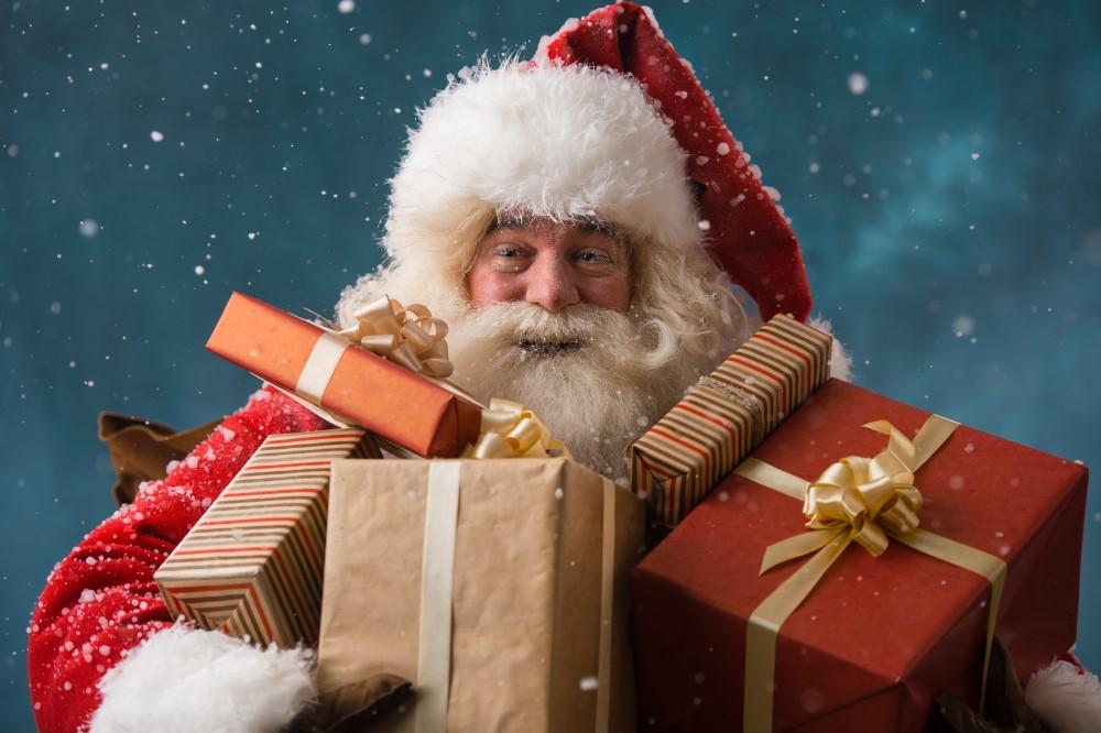 Julemanden er et centralt element i de fleste julekalendere