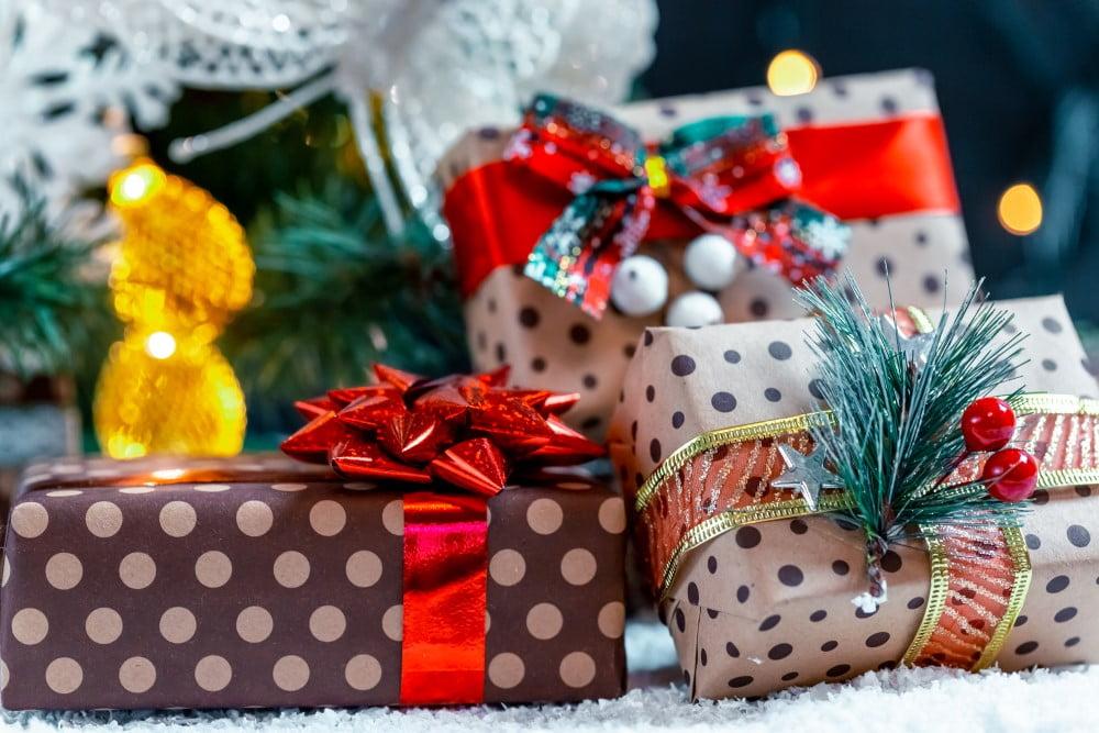 personlige julegaver